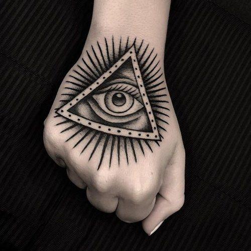 100+ Illuminati Tattoo Design Ideas for YOU