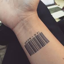 Barcode Tattoo Ideas – Find One That You Like
