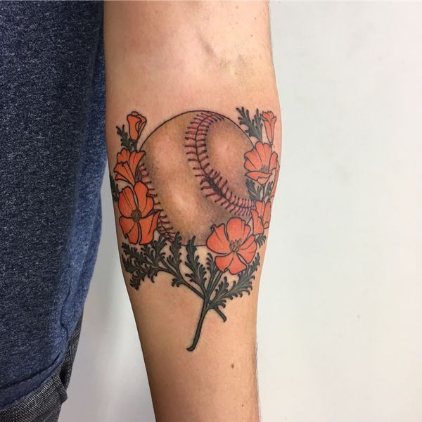 Designing Baseball Tattoos is a Fun Hobby