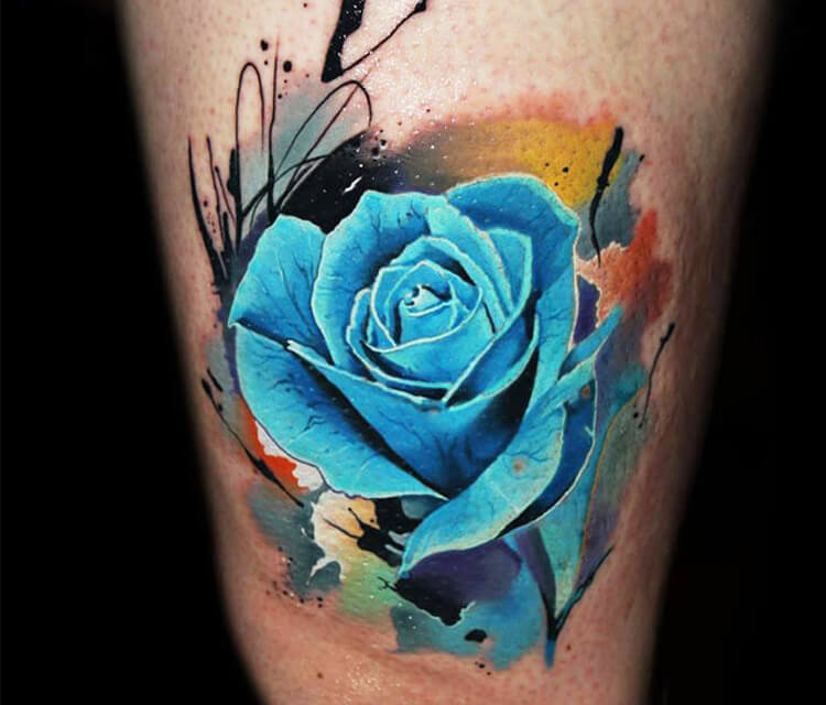 Blue Rose Tattoo – Get the Most Out of Your Design