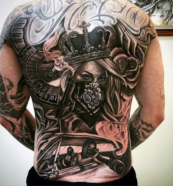 Chicano Tattoo Designs – Gets a Design That Meets Your Personality