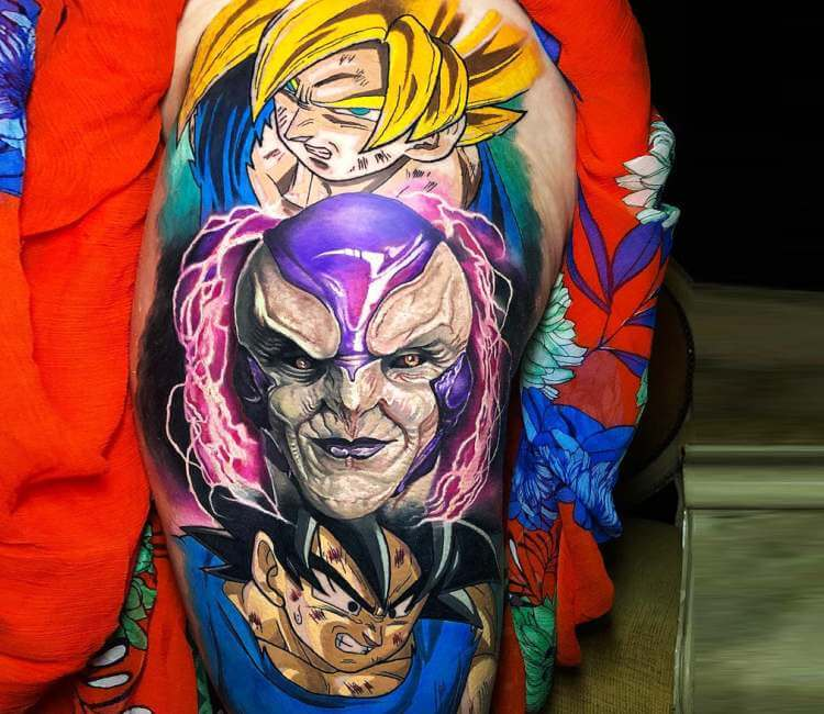 Getting a Dragon ball Z Tattoo – Which is Best?