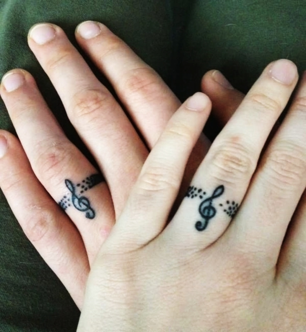 Popular and creative Finger Tattoo Ideas