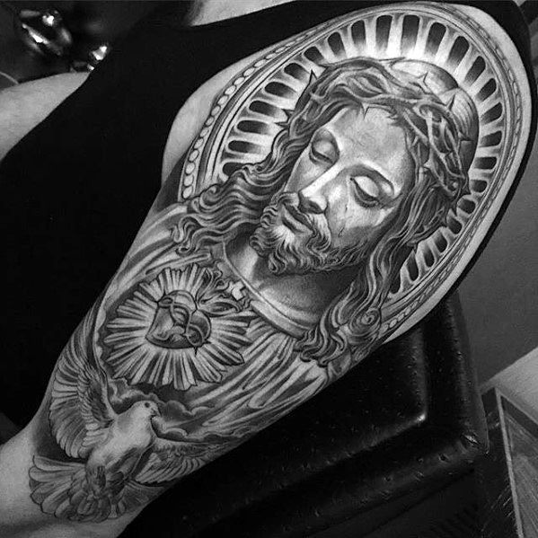 What Kind of Jesus Tattoo Should You Get?