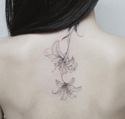 Valley tattoo tumblr the lily of Lily of