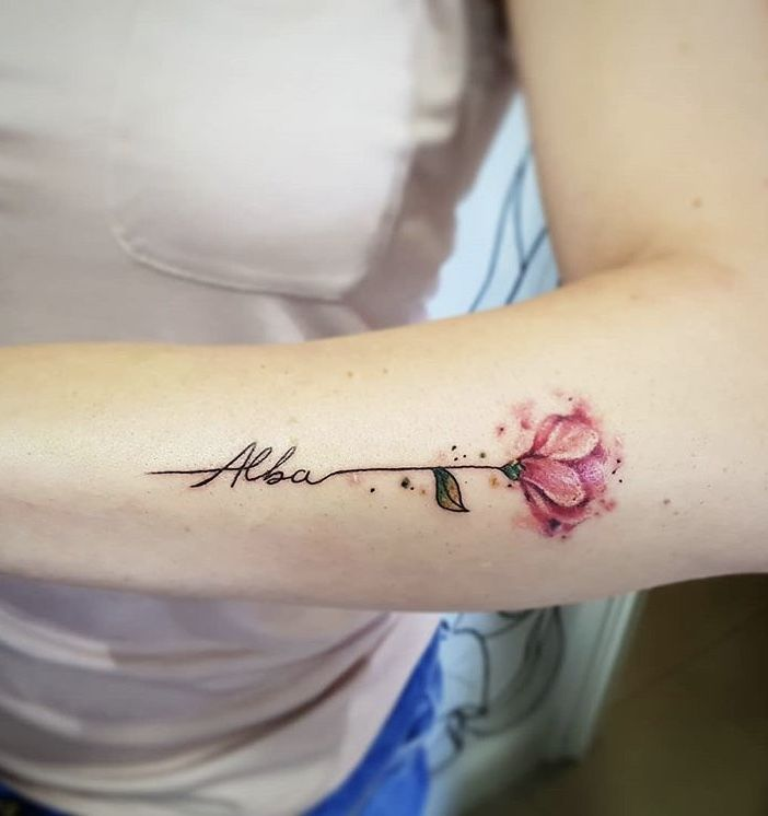 Name Tattoos – Finding Name Tattoos That Show Who You Are