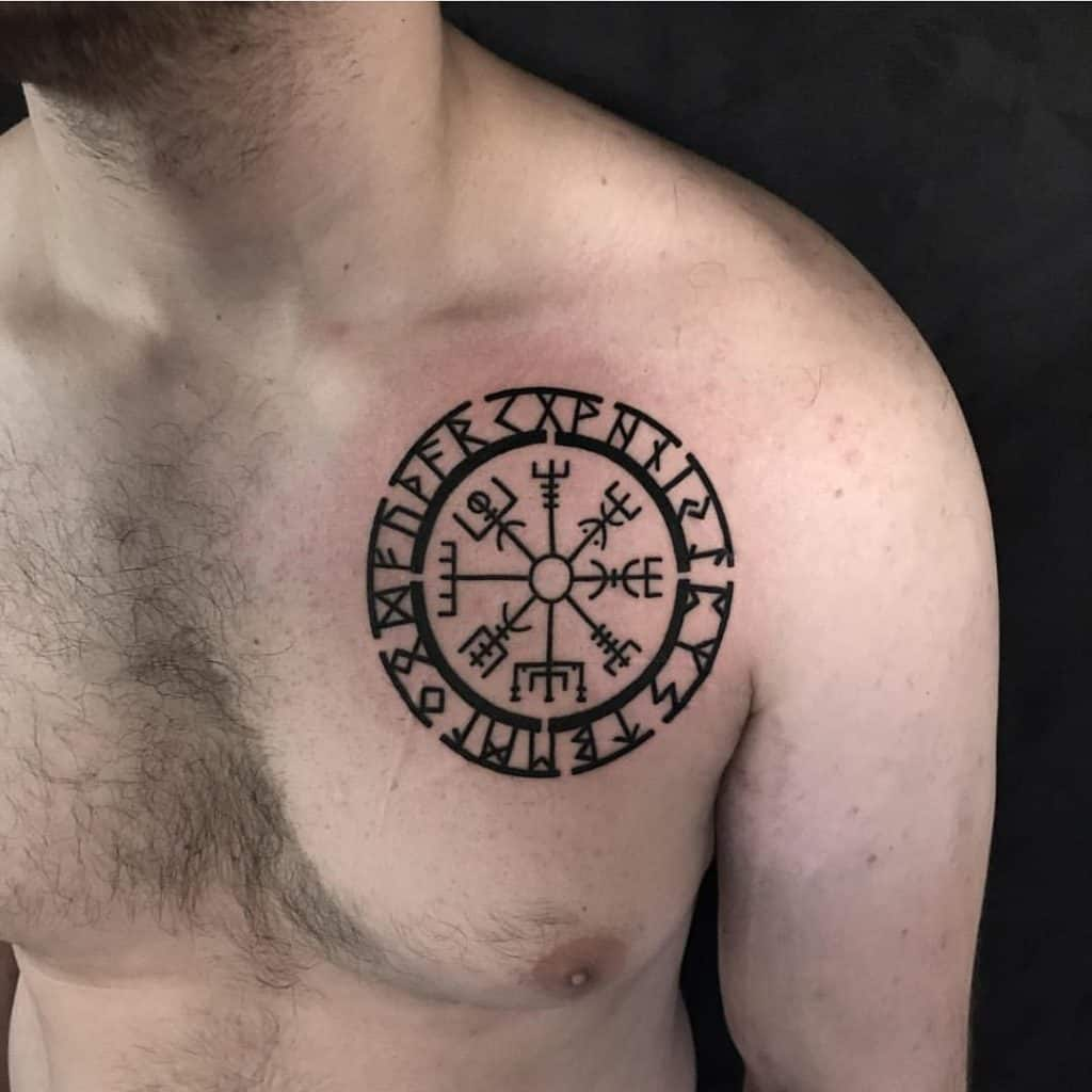 Nordic Tattoos – Information on This Unique and Popular Style