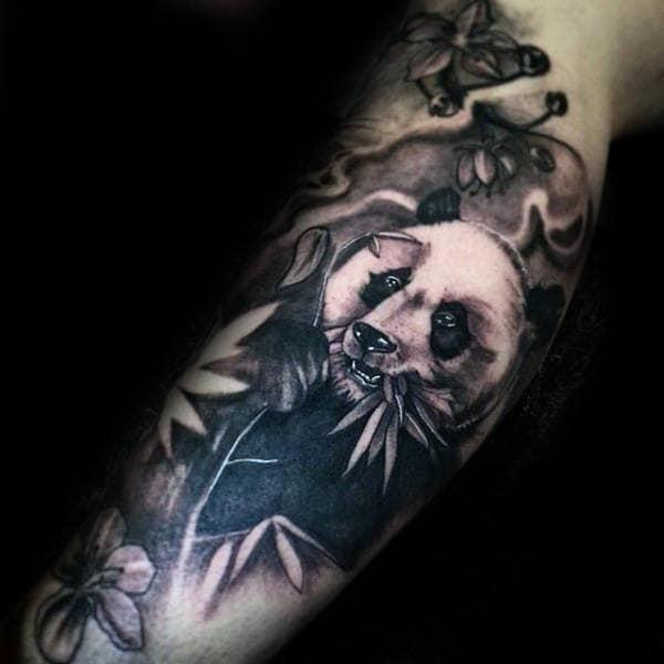 Panda Tattoos – Tattoo Designs For The Perfect Animal