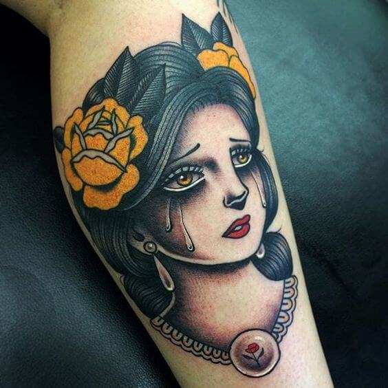 Pin Up Tattoo Designs – Great Ideas For Girls