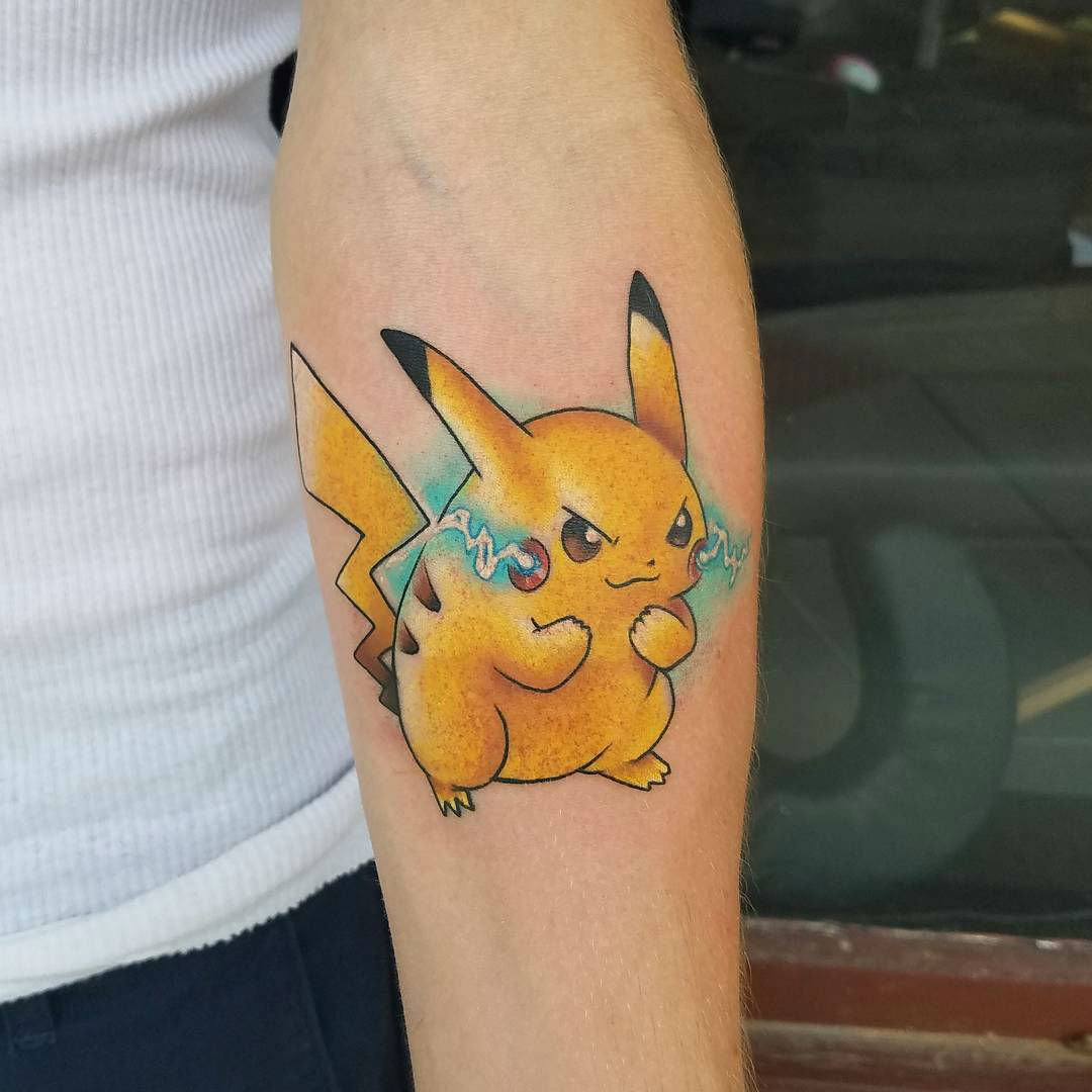 Do It Right When You Have A Pokemon Tattoo!
