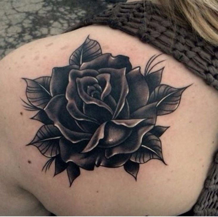 Choosing a Rose Tattoo Design for Your Body