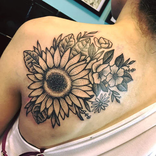 Shoulder Blade Tattoos – Awesome collections