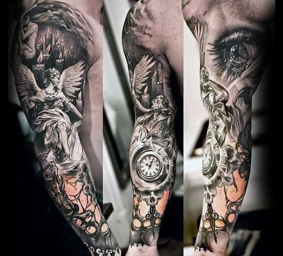 Tattoo Sleeve Ideas – Tattoos For both men and women