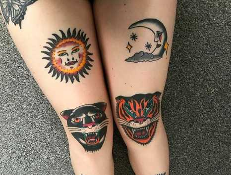 Tattoo Pictures for people of all ages