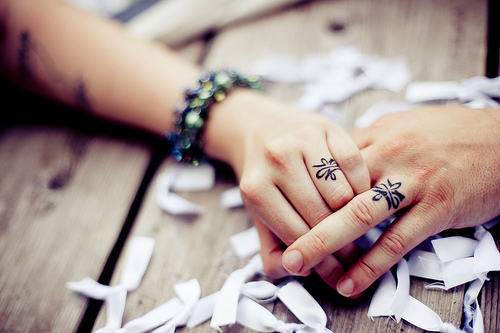 Wedding Band Tattoos – Finding the Best Design That Suits Your Personality
