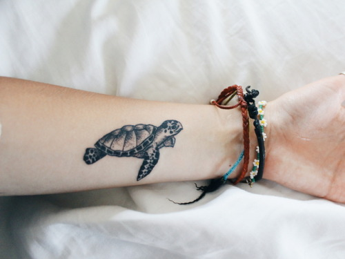 Reasons Why Turtles Are Good As a Tattoo Design