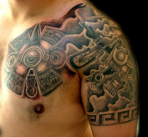 How to Find a Unique Aztec Tattoo Design