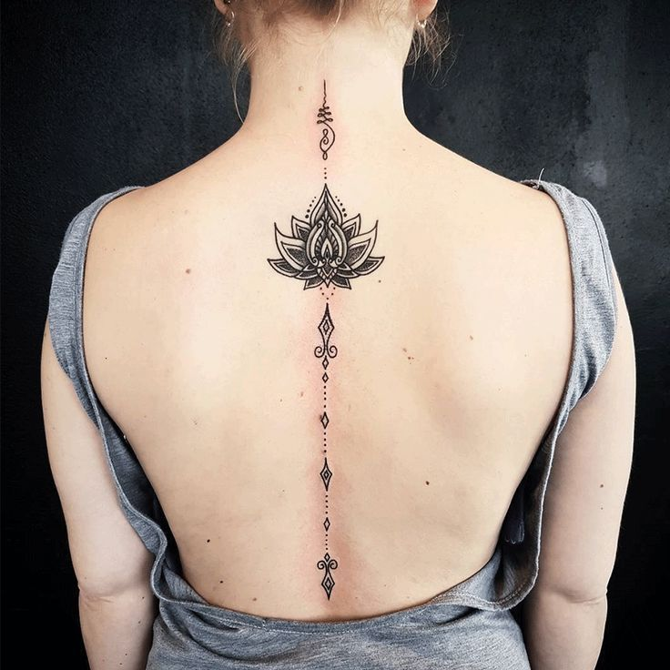 Back Tattoos Ideas – Get the Design You Love