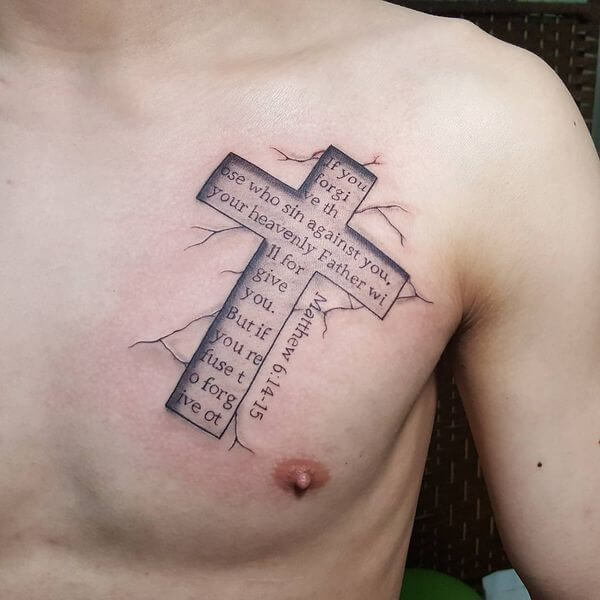 The Popularity of Bible Verses Tattoos