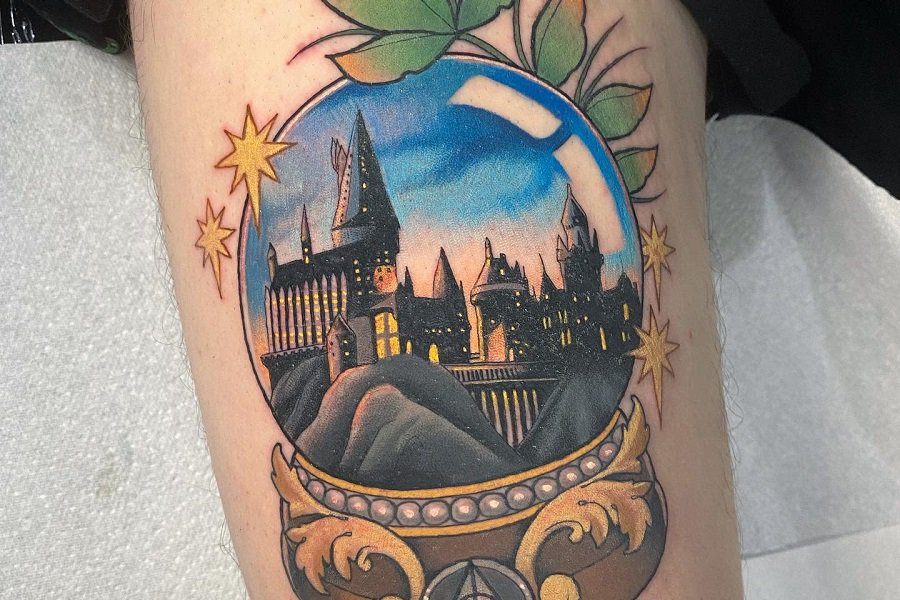 Harry Potter Tattoo Designs – What Are Your Choices?