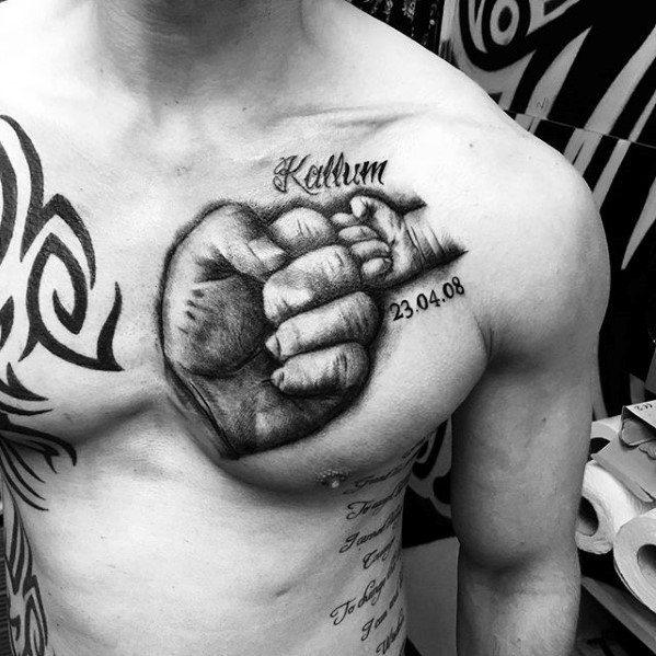 Kids Name Tattoo Ideas – The Trendy Tattoo Designs