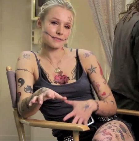 Kristen Bell Tattoos – The Most Desirable Design For the Best Looking Tattoo