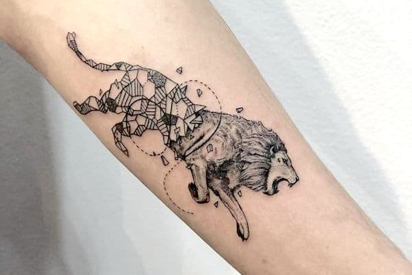 Show Your Love and Dedication to the Leo Zodiac Sign With a Tattoo