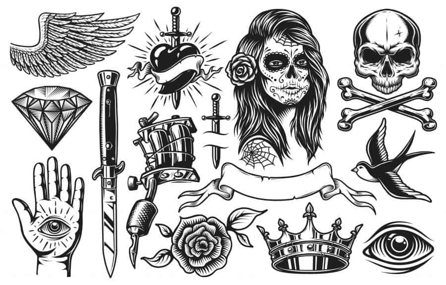 Tattoo Flash – Find One That Fits Your Needs