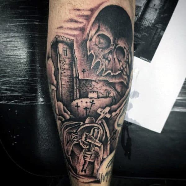 Demon Tattoo Designs – Know How To Find A Good One