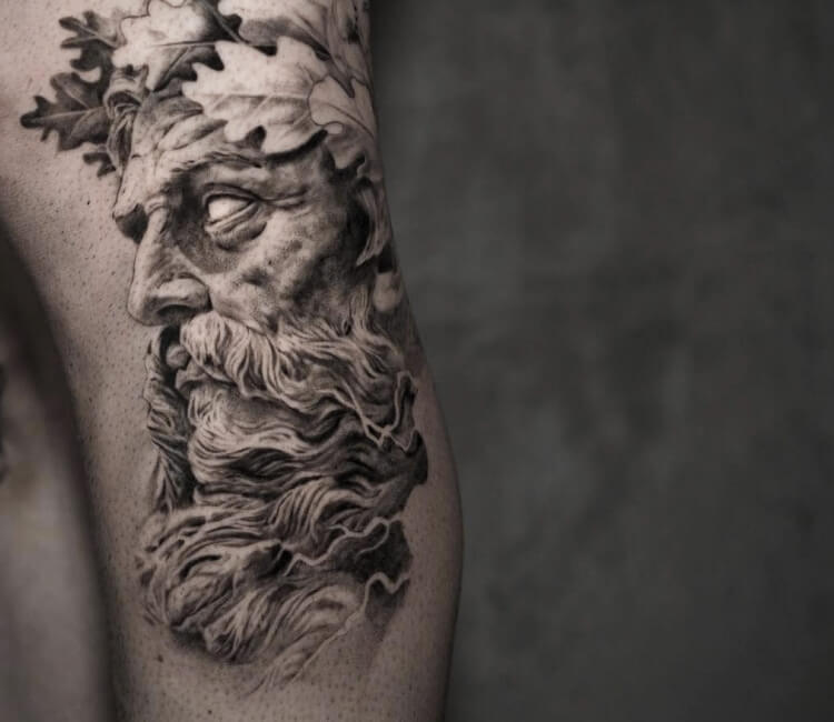 God Tattoos – How To Find The Perfect Design For You