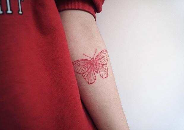 Red Ink Tattoo Images – Finding the Right One