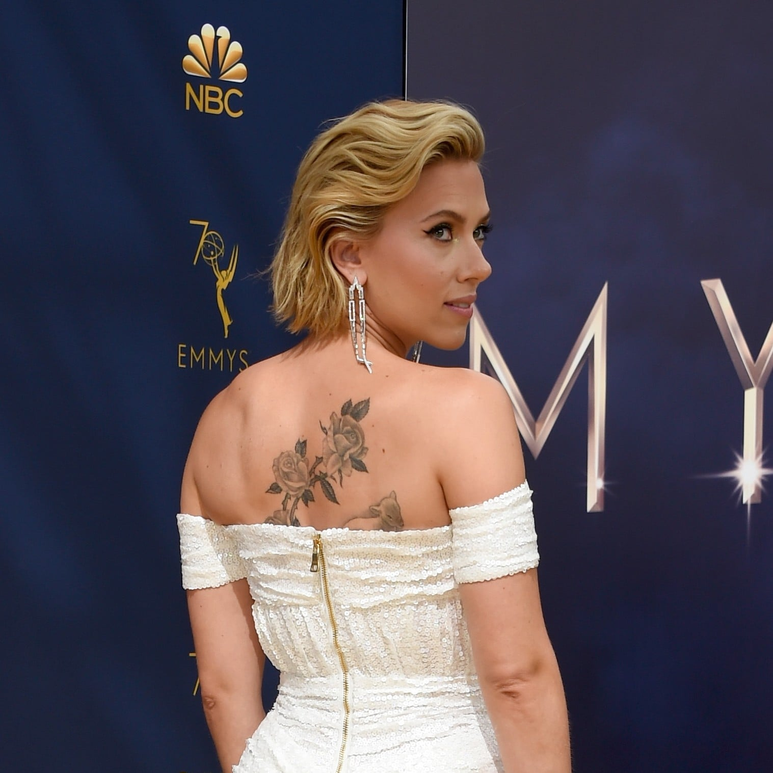 Scarlett Johansson Tattoos – What Can I Do With a Star Tattoo?