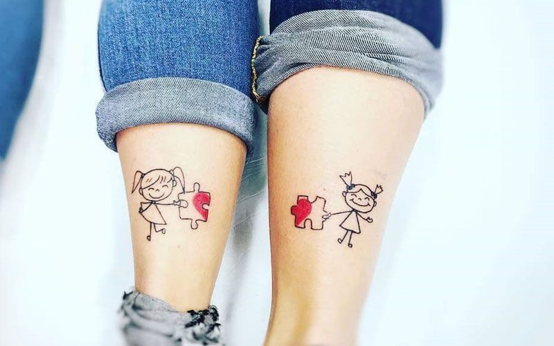 Sister Tattoo Ideas – Expressing Your Feelings Towards Your Sibling
