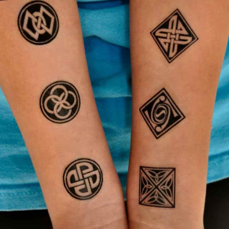 Tattoo Symbols – The Meaning Behind Tattoo Symbols