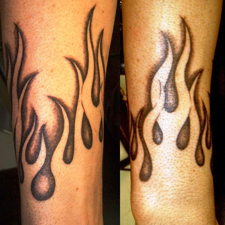 Flame Tattoo Design – Finding the Perfect Small Tattoo Design For You