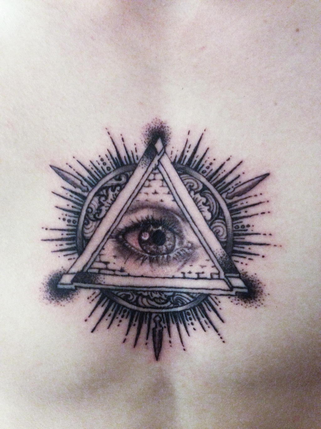Tattoo Ideas – All Seeing Eye Tattoos