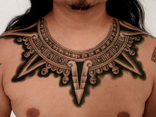 The Best Tattoo Drawing Ideas – Aztec Warrior Tattoo