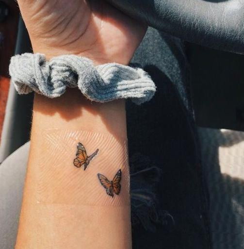 Why People Have Switched to Butterfly Tattoo Designs