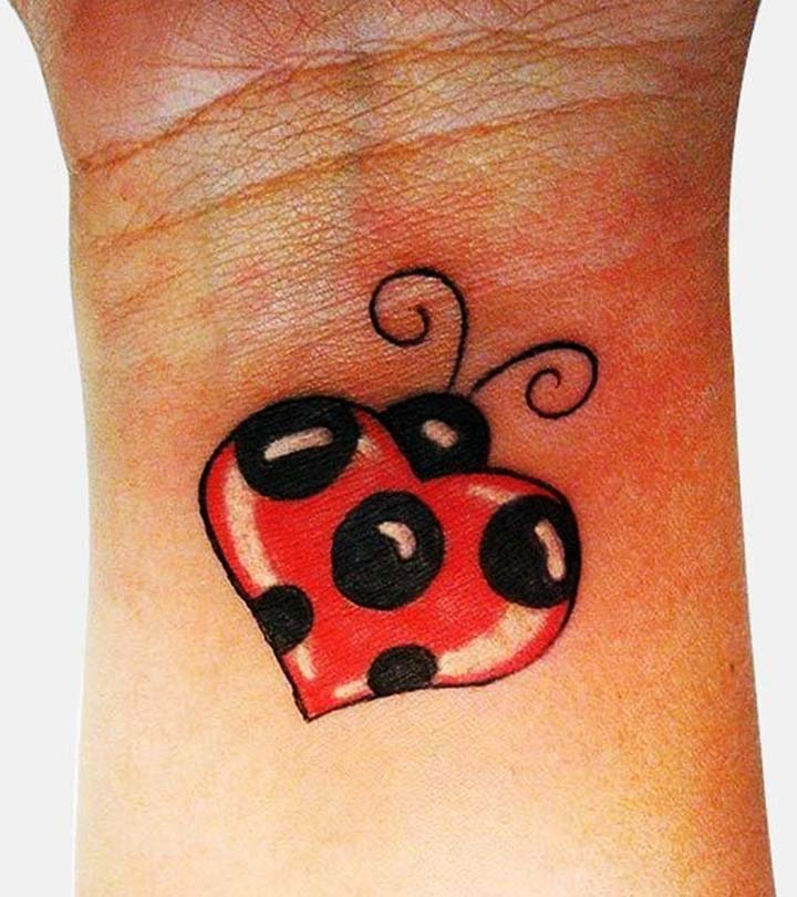 Ladybug Tattoo Meanings Ideas – 3 Great Meanings For a Lady Bug Tattoo