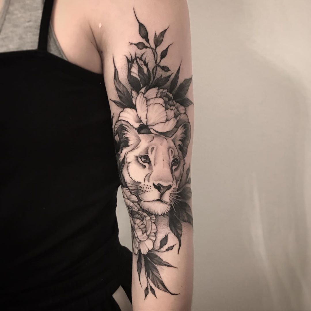 Tattoo Designs – The Meaning Behind Lion Tattoos