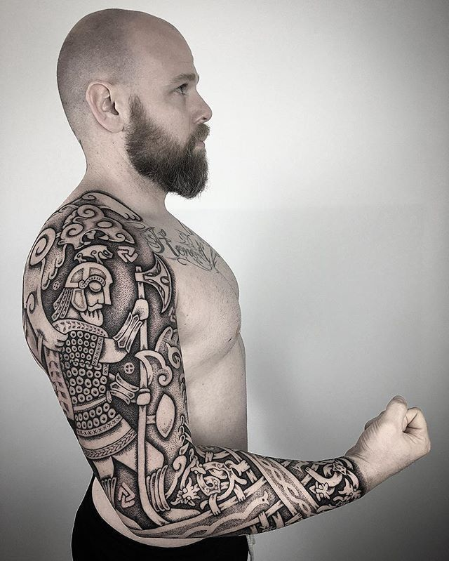 Nordic Tattoo – One of the Most Popular Types of Tattoos