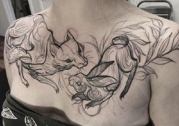 Tattoo Drawing Ideas – How to Draw Your Own Tattoo