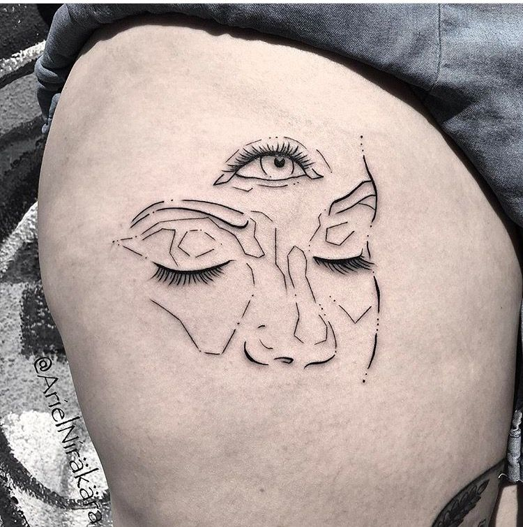 The Meaning of Third Eye Tattoo Drawing
