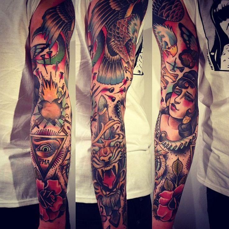 Neo Traditional Tattoo Design History