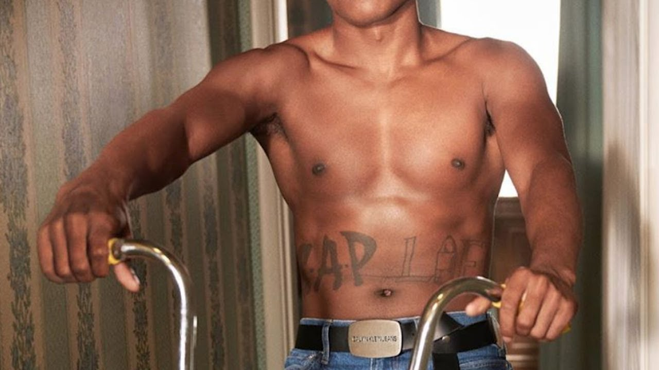 ASAP Rocky Tattoos – New and Cool!