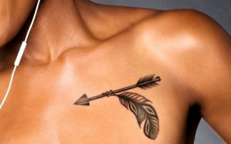 Chest Tattoos For Girls – Finding the Best Tattoo Ideas