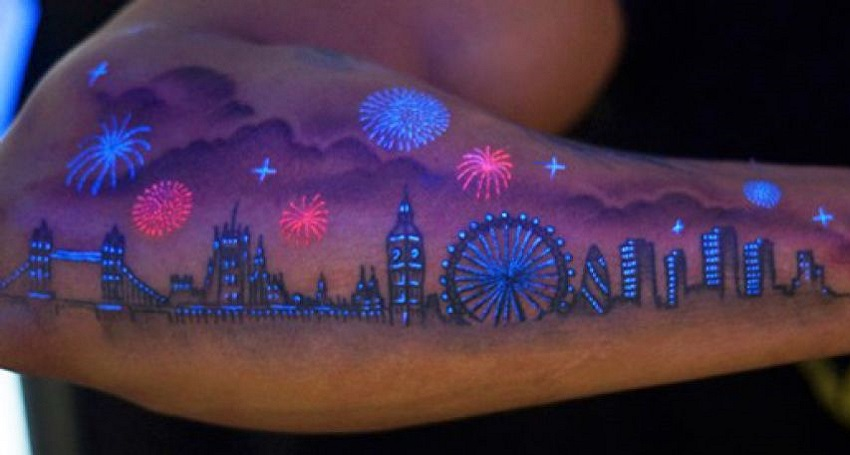 Glow in the Dark Tattoo Meaning – Mythological & Philosophical
