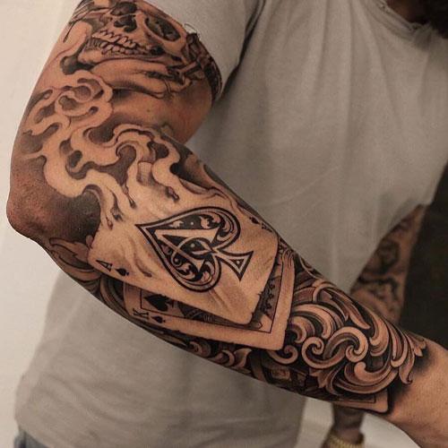 Half Sleeve Tattoo Design Ideas For Your Forearm