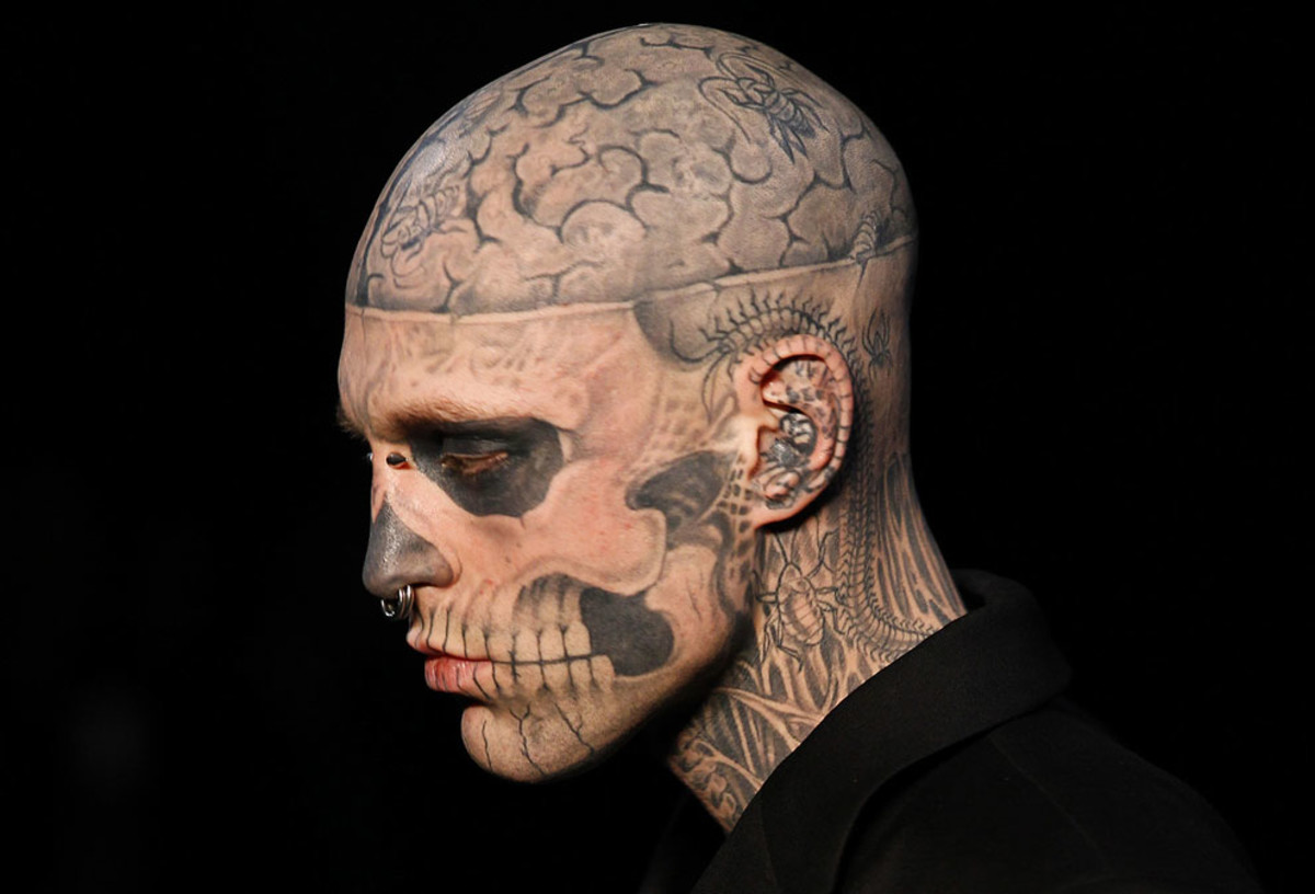 Best Tattoo Design Ideas for Head Tattoos