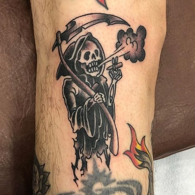 Top Modern Reaper tattoo Ideas – Top 3 Great Ideas For Tattoos